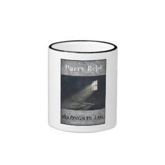 Harry Reid Ringer Mug