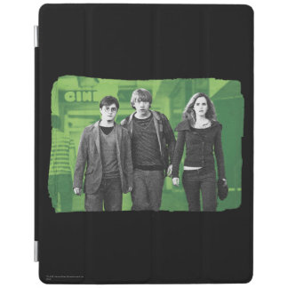 Harry, Ron, and Hermione 1 iPad Cover