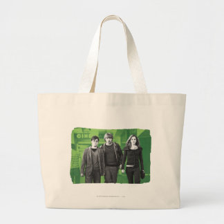 Harry, Ron, and Hermione 1 Tote Bags