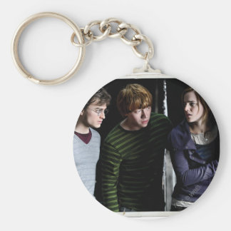Harry, Ron, and Hermione 4 Key Ring