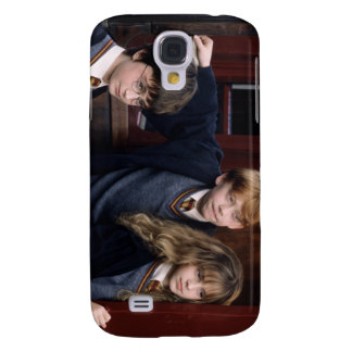 Harry, Ron, and Hermione Galaxy S4 Case