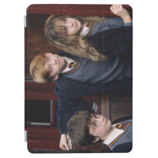 Harry, Ron, and Hermione iPad Air Cover