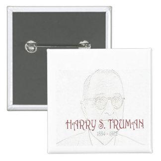 Harry S Truman Button