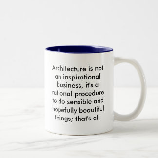 Harry Seidler Architecture Mug