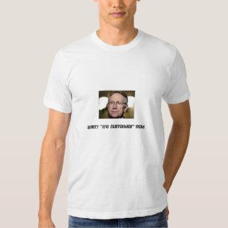"""Harry """"We Surrender"""" Reid Tee Shirt"""