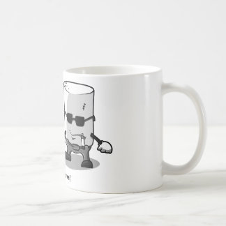 Harshmallows Basic White Mug