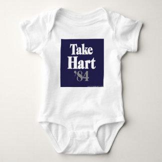 Hart-1984 Baby Bodysuit