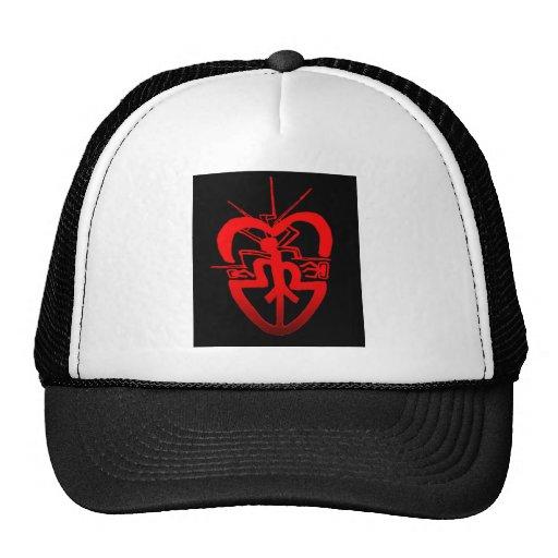 hart radio comunication love trucker hats