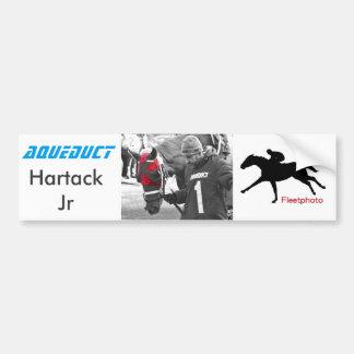 Hartack Jr. Bumper Sticker