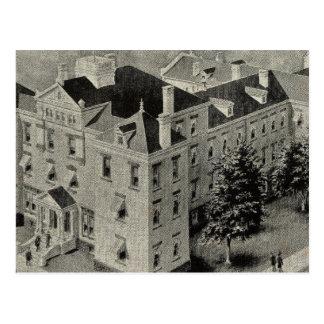 Hartford Connecticut Illustration Postcard