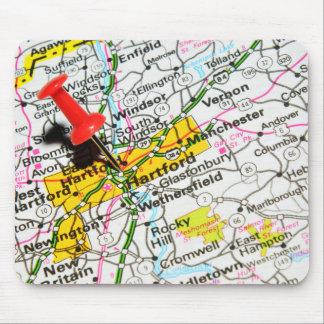 Hartford, Connecticut Mouse Mat
