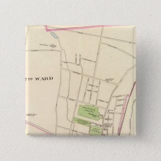 Hartford, North 15 Cm Square Badge