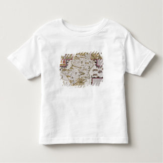 Hartfordshire and the situation of Hartford Toddler T-Shirt