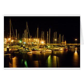 Hartlepool Marina #1 Card