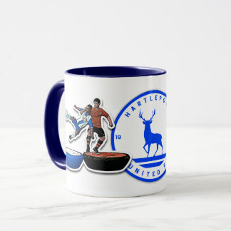 Hartlepool United 2017/18 Combo Mug