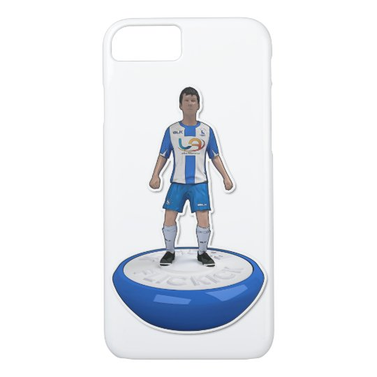 Hartlepool United 2017/18 Home Player1 iPhone Case