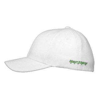 Hartley Acres side Embroidered Hat