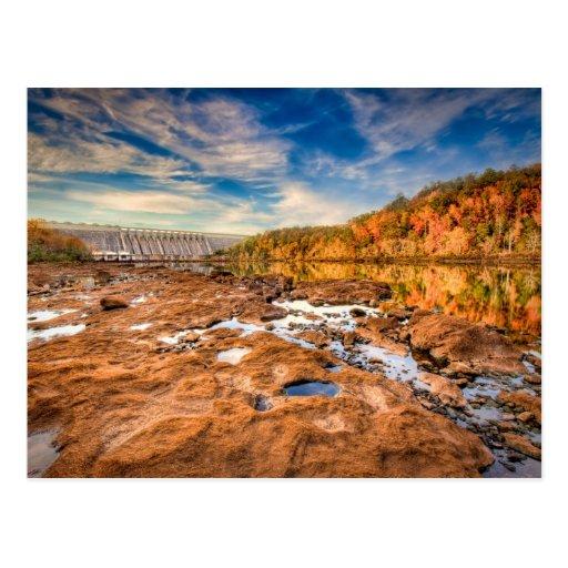 Hartwell Dam Postcards