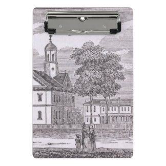 Harvard University, from 'Historical Mini Clipboard
