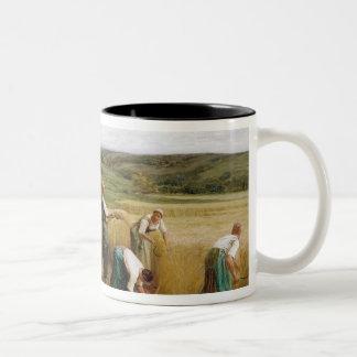 Harvest, 1874 Two-Tone coffee mug