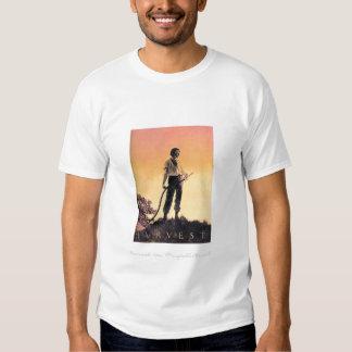 Harvest, 1905 t shirts