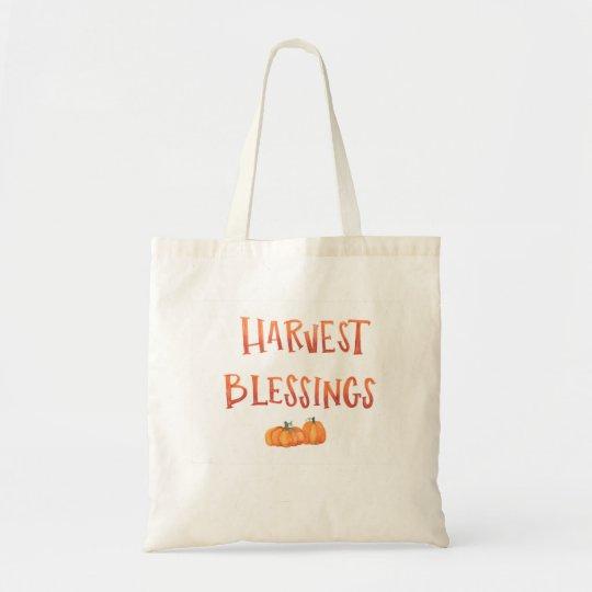 Harvest Blessings Tote Bag