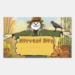 Harvest Day Sticker