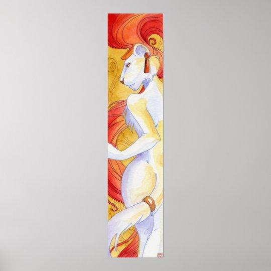 Harvest Goddess Poster