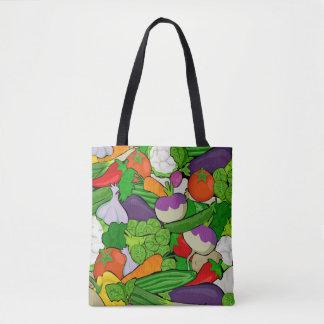 Harvest Harmony Tote Bag