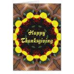 Harvest Kaleidoscope Thanksgiving