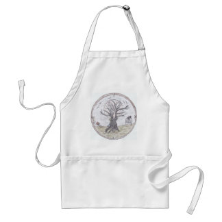 Harvest Moon Aprons