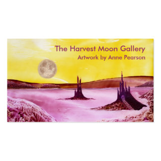 Harvest Moon, Business Card