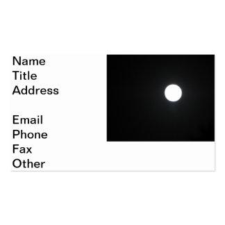 Harvest Moon Business Card