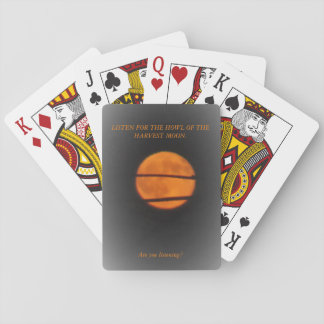 Harvest Moon Cards - Prairie Mile Series Playing Cards