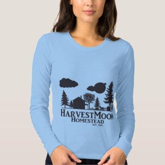 Harvest Moon Homestead Long Sleeve T T Shirts