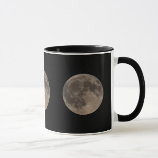 Harvest Moon September 2016 (full moon) Mug