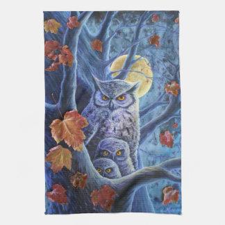 Harvest Moon. Towel