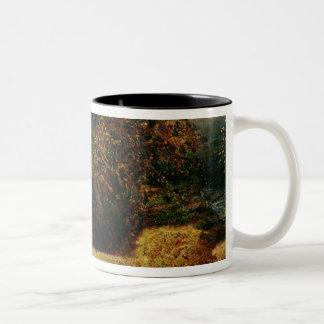 Harvest Moon Two-Tone Coffee Mug