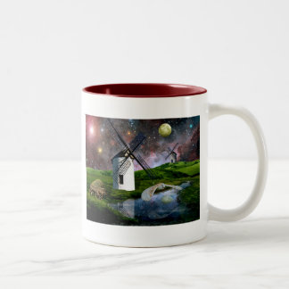 Harvest Moon... Two-Tone Coffee Mug