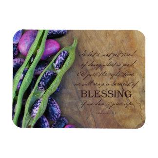 """Harvest Of Blessing Magnet 4x3"""""""