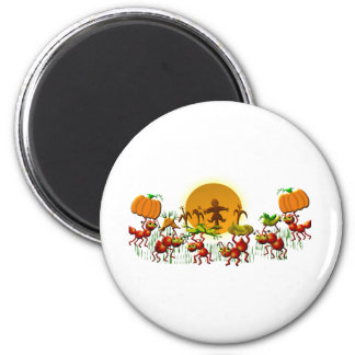 harvesting ants magnet