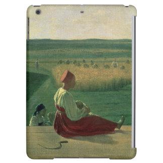 Harvesting in Summer, 1820s