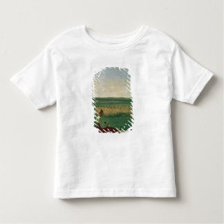 Harvesting in Summer, 1820s Toddler T-Shirt