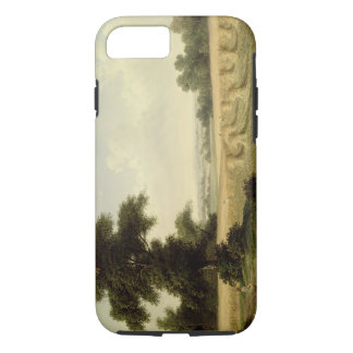 Harvesting (oil on canvas) iPhone 8/7 case