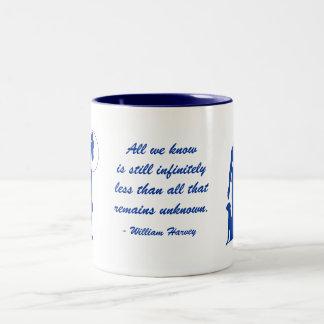 Harvey 3 coffee mugs