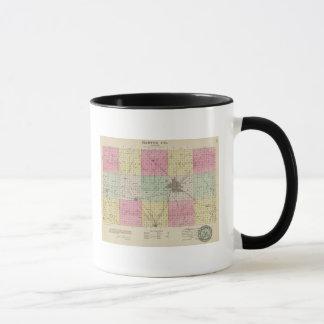 Harvey County, Kansas 2 Mug
