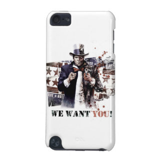 Harvey Dent - We Want You! iPod Touch 5G Covers