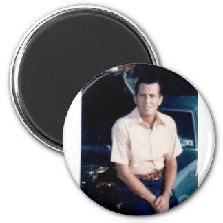 Harvey Lucas Story 6 Cm Round Magnet