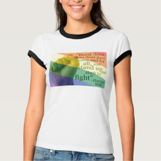 Harvey Milk T-Shirt
