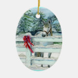 Harvey Ornaments